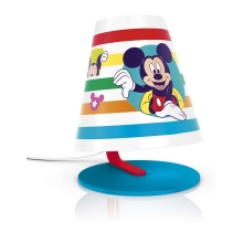 Philips 71764/30/16 - LED Lampa dziecięca DISNEY MICKY MOUSE 1xLED/3W/230V
