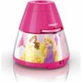 Philips 71769/28/16 - LED Projektor dziecięcy DISNEY PRINCESS LED/0,1W/3xAA