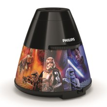 Philips 71769/30/P0 - LED projektor dziecięcy DISNEY STAR WARS LED/0,1W/3xAA