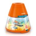 Philips 71769/53/16 - LED Projektor dziecięcy DISNEY PLANES LED/0,1W/3xAA