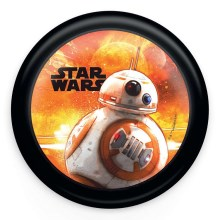 Philips 71924/99/P0 - LED Lampka nocna dziecięca DISNEY STAR WARS LED/0,3W/2xAAA