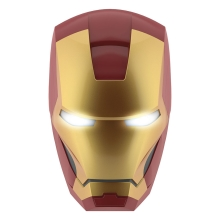 Philips 71939/55/P0 - LED Lampa dziecięca DISNEY IRON MAN 2xLED/0,2W/3V