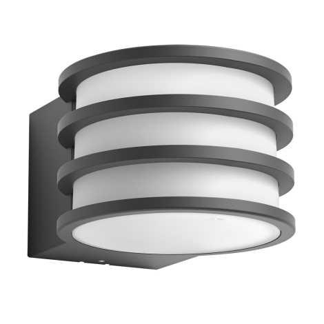 Philips HUE - LED Kinkiet zewnętrzny 1xE27/9,5W/230V IP44