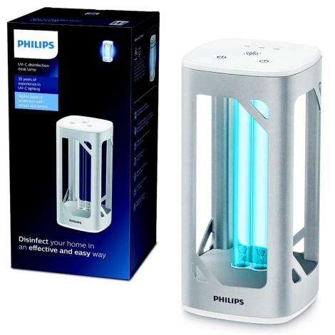 Philips - Lampa bakteriobójcza dezynfekująca z czujnikiem UV-C/24W/230V