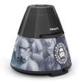 Philips - LED Projektor dziecięcy LED/0,1W/3xAA
