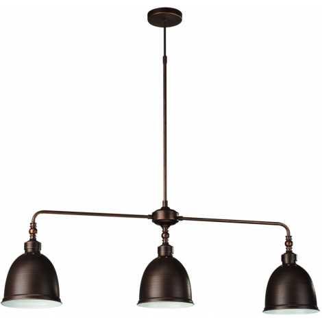 Philips Massive 37411/43/10 - Lampa wisząca DUNLO 3xE27/75W/230V