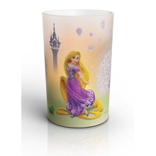 Philips Massive 71711/03/16 - LED Lampa stołowa  CANDLES DISNEY RAPUNZEL LED/0,125W