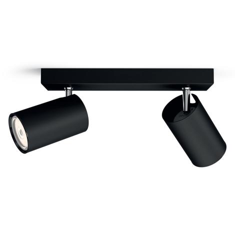 Philips - Reflektor punktowy 2xGU10/5,5W/230V