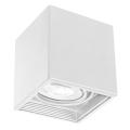 Plafon DOWNLIGHT 1xGU10/8W/230V biały