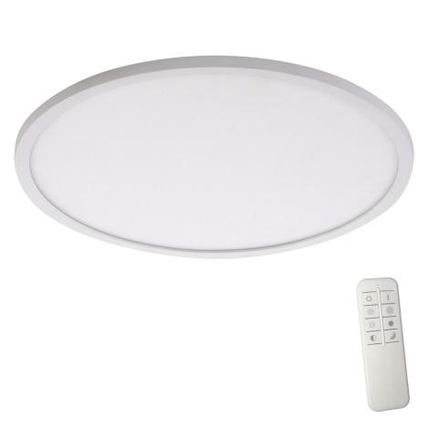 Prezent 17301 - LED Plafon z pilotem KRATON 1xLED/30W/230V