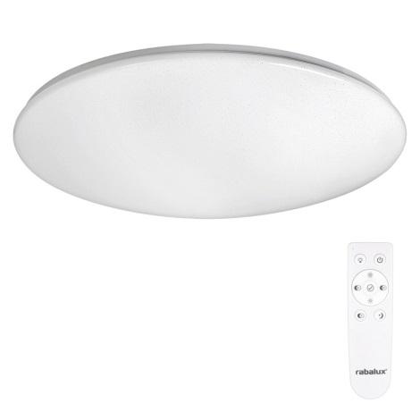 Rabalux 2639 - LED Plafon ściemnialny ze zdalnym sterowaniem OLLIE 1xLED/100W/230V 5900 lm