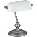 Rabalux 4037 - Lampa stołowa BANK 1xE27/60W/230V