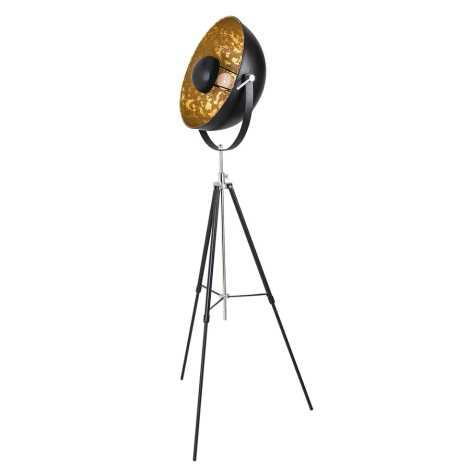 Rabalux 4119 - Lampa podłogowa NATANIEL 1xE27/40W/230V