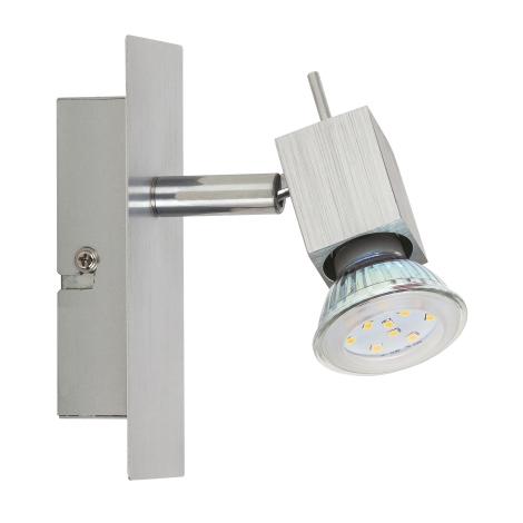 Rabalux 6757 - LED Reflektor punktowy AGATA GU10/5W/230V
