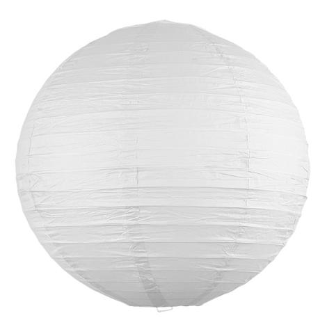 Rabalux - Abażur biały E27 śr.40 cm