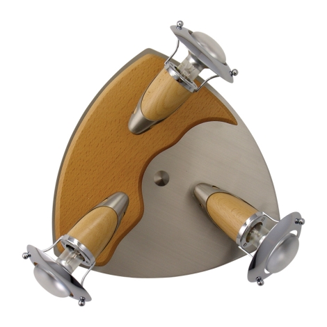 Reflektor punktowy ZEUS 3xE14/40W/230V