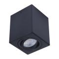 Reflektor SIN 1xGU10/50W/230V czarny