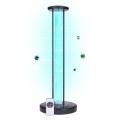 Solight GL05-100N - Dezynfekujący bakteriobójcza lampa bezozonowa UVC/100W/230V + pilot