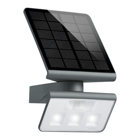 Bardzo dobry STEINEL 009823 - LED Lampa solarna XSolar L-S LED/1,2W | Liderlamp.pl FF06