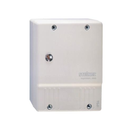 STEINEL 550615 - Wyłącznik zmierzchowy NightMatic 3000 Vario biały IP54