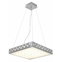 Top Light Diamond LED H - Żyrandol drutu DIAMOND LED/36W/230V