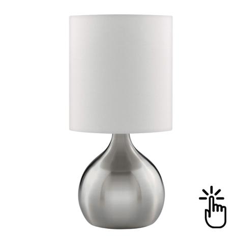 Top Light - Dotykowa ściemnialna lampa stołowa JULIE LK 1xE14/40W/230V