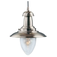 Top Light - Lampa wisząca FISHERMAN 1 LK 1xE27/60W