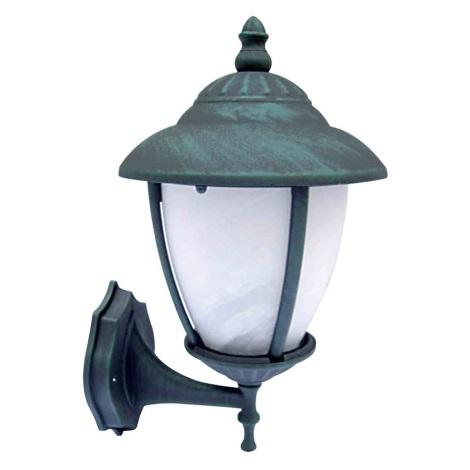 Top Light - LED Kinkiet zewnętrzny ANCONA N Z 1xE27/8,5W IP44