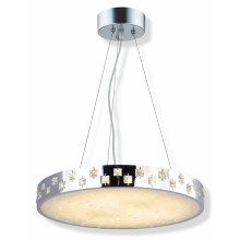Top Light - LED lampa wisząca DIAMOND LED/32W/230V
