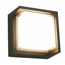 Top Light Malaga H - LED Kinkiet zewnętrzny LED/8W/230V