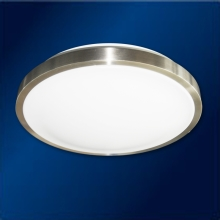 Top Light - Plafon łazienkowy ONTARIO LED/24W/230V