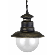 Top Light - Żyrandol FLORENCIE R E27/60W/230V