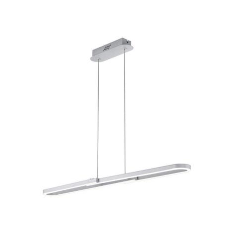 TRIO - LED Żyrandol ściemnialny na lince ROMULUS LED/26W/230V