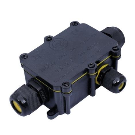 Wodoodporna puszka połączeniowa 24A/450V AC IP68