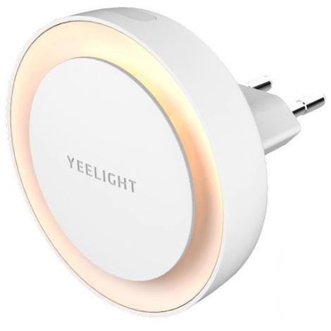 Xiaomi Yeelight - Lampka nocna LED z czujnikiem PLUGIN LED/0,5W/230V