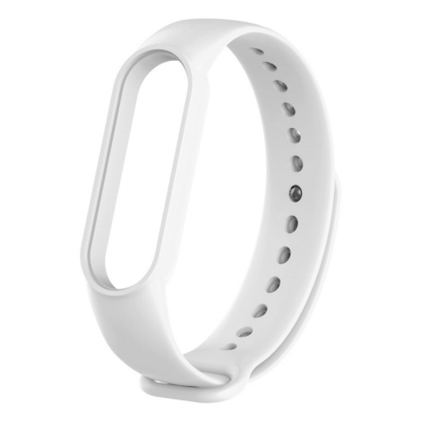 Zapasowa opaska do Xiaomi Mi Band 5/6 biała
