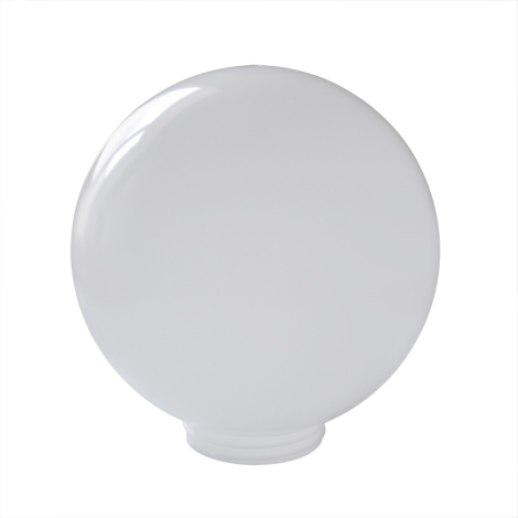 Zapasowy klosz mleczny do lampy E27 śr.20 cm