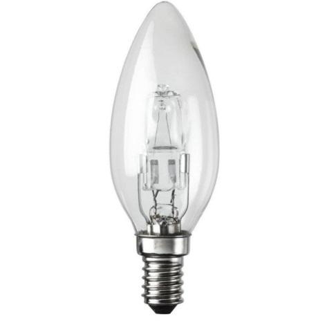 Żarówka halogenowa ściemnialna E14/42W/230V 2800K - Attralux