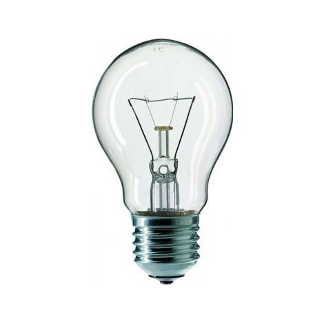 Żarówka przemysłowa CLEAR A55  E27/25W/230V