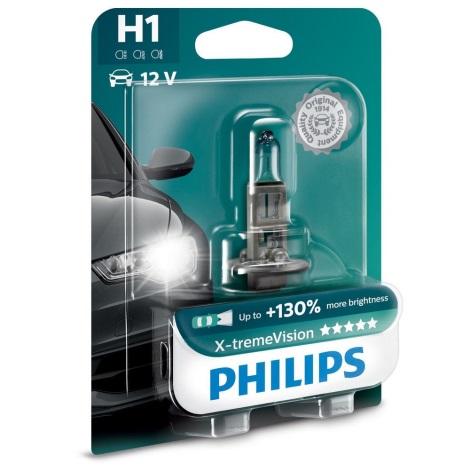 Żarówka samochodowa Philips X-TREME VISION 12258XVB1 H1 P14,5s/55W/12V