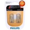ZESTAW 2x Żarówka samochodowa Philips VISION 12067B2 W16W W2,1x9,5d/16W/12V