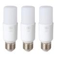 ZESTAW 3x LED Żarówka E27/6W/230V 3000K - GE Lighting