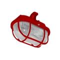 Zewnętrzna lampa sufitowa OVAL 1xE27/60W/230V IP44